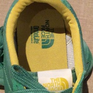 The North Face retro running shoes